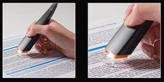 #14 A caneta Scanner que passa todas as informações direto para o seu computador!