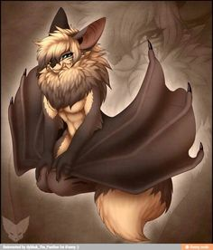 Image result for anthro bat