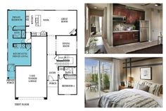 Next Gen, The Home Within A Home, by Lennar in San Bernardino, CA! This is such a great floor plan for so many families!