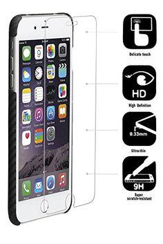 #iPhone 7 Cover ultrasottile 0.65 con Schermo protettivo in sconto su #Amazon