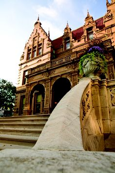 Built in 1892, The Captain Frederick Pabst Mansion is the only fully-restored beer baron's home in America.
