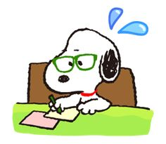 SNOOPY★FUNNY FACES - LINE Offizielle Sticker