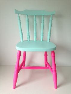 Make it Sewcial... up cycled chair – The People shop