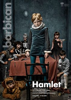 Odds & Ends: Poster Revealed for Benedict Cumberbatch's Hamlet, Made in Dagenham Casting & More   Broadway Buzz   Broadway.com
