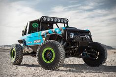 Ford Bronco version Buggy pour rouler dans le désert - #CARS - Visit the website to see all photos http://www.arkko.fr/fored-bronco-buggy/