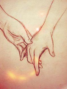 Como é difícil desenhar mãos - draw, love...im gonna draw this! wow @LukasCrimsn