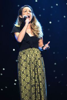 Britt Nicole  That girl can sing! Love her so much!