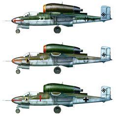 Heinkel HE 162 Salamader (1945) https://s-media-cache-ak0.pinimg.com/originals/49/fc/81/49fc81ea57eb912f599111102932b058.jpg