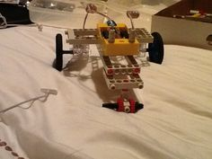 Remote control Lego robot