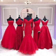 Red Prom Dress, Evening Dress, Long Prom Dresses, prom dress - Source by Lovleypicsfreak - Pretty Prom Dresses, Hoco Dresses, Sweet 16 Dresses, Ball Dresses, Elegant Dresses, Homecoming Dresses, Cute Dresses, Evening Dresses, Prom Outfits