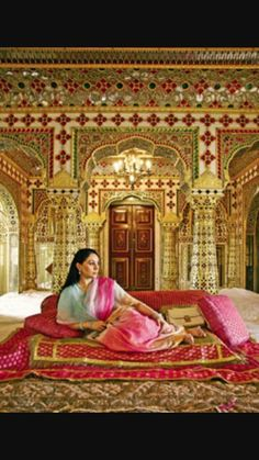 Princess Diya Kumari of Jaipur, Rajasthan, India