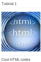 HTML Table code, easy create table on your website