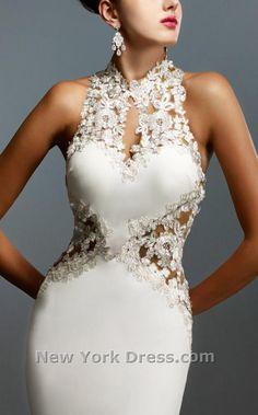 Janique W974 Dress - NewYorkDress.com