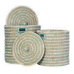 Descuento hasta -50% en cestas multiusos de fibra natural. onLine: http://kamir.es/promocion  #cesta #bojo #macrame #rebajas #outlet #promocion #descuentos #mueble #decoracion #regalos #decompras #casa #tienda #online #kamir #kamirdecoracion