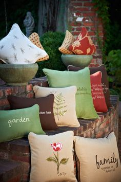 """""""Decorate with details..."""" #outdoor #pillow"""