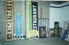 travelling sign painters winnipeg - Google Search