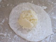 How to make mochi ice cream - step by step pictures
