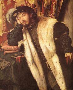 Moretto da Brescia, 1516-18: Count Sciarra Martinengo Cesaresco