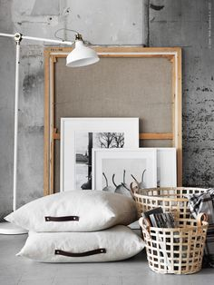 The best ikea hacks of all time diy guides уютный дом, декор Ikea Inspiration, Interior Inspiration, Ikea Hacks, Diy Leather Handle, Ikea Basket, Baskets, Interior Styling, Interior Design, Arquitetura