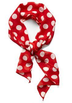 Tie Love It Scarf, #ModCloth