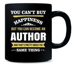 Happiness Is Being An Author. Cool Gift - Mug >>> Check out this great product.