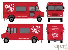 Our Work; The Salsa Truck