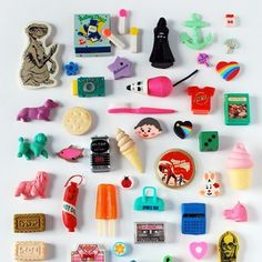 Erasers Photo by Lisa Tilse for We Are Scout