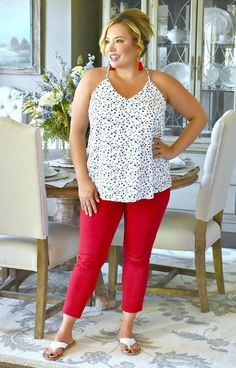Curvy Girl Outfits, Mom Outfits, Plus Size Outfits, Plus Size Clothing, Beach Outfits Women Plus Size, Summer Outfits Women Over 40, Chic Summer Outfits, Summer Dresses, Plus Size Summer Fashion