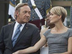 Francis and Claire Underwood - House of Cards