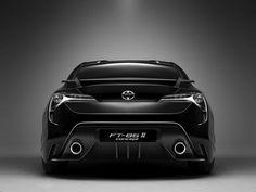 Toyota 2012 - FT 86 (RWD)