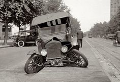 Vintage accidents