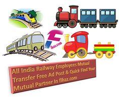 Railway Employee Mutual Transfer http://www.fikaz.com/bharat/railmutual.php