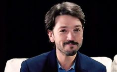 """whichisnone: """"""""diego luna & that. for charolastra-redux : ) """" """" Diego Luna, Jabba The Hutt, Boy Bye, Daddy Issues, Celebs, Celebrities, Dimples, Golden Age, Celebrity Crush"""