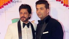 @InstaMag - With their witty one-liners and charm, superstar Shah Rukh Khan and filmmaker Karan Johar will add spunk to the 62nd Jio Filmfare Awards 2017 as co-hosts