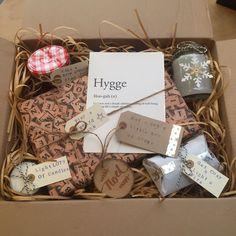 Homemade Hygge box