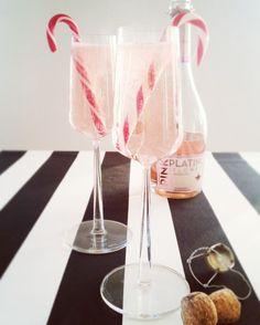 Joulukuun herkullisin juoma on Piparminttu & Platino Pink Moscato. Tarjoile alkumaljana tai jälkiruokana.