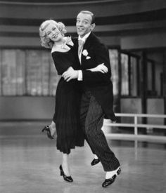 """Ginger Rogers did everything Fred Astaire did, but she did it backwards and while wearing heels."" -- author unknown"