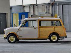 Mini Traveller Woody