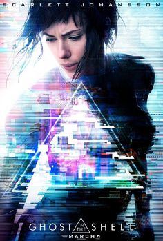 Starring Scarlett Johansson | Action, Drama, Sci-fi | Ghost in the Shell (2017)