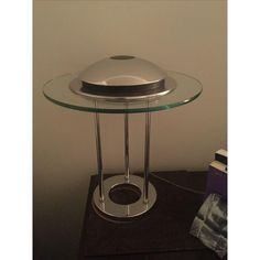 Superb George Kovacs Vintage Memphis Style Desk Lamp