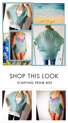 """""""COZY CREATIVE CROCHETS 7"""" by blagica92 ❤ liked on Polyvore"""