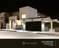Visita nuestra Residencia Modelo y conoce el significado del concepto #calzadalife. Urban, Mansions, Architecture, House Styles, Home Decor, Templates, Shape, Live, Cities