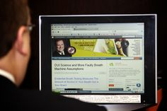 Working on my blog www.AttorneyatBlog.com