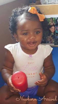 Uploaded by Harriët Taylor. Find images and videos on We Heart It - the app to get lost in what you love. Cute Black Babies, Beautiful Black Babies, Brown Babies, Cute Little Baby, Pretty Baby, Beautiful Children, Little Babies, Cute Babies, Baby Kids