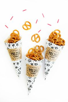 Printable Pretzel Co