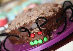 τούρτα αράχνη