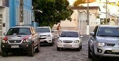 Jacobina - Trânsito na Rua Alice Barros de Figueiredo muda de sentido novamente
