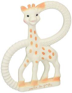 coolLove baby stuff? - Vulli So'Pure Teether, Sophie the Giraffe
