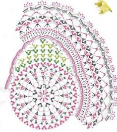 How to Graph a Pattern for a Filet Crochet Name Doily - Yahoo
