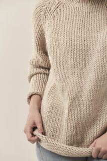 Ravelry: Cara pattern by Quail Studio Easy Sweater Knitting Patterns, Knitting Designs, Knit Patterns, Knitting Projects, Big Knits, How To Purl Knit, Mohair Sweater, Couture, Knit Crochet